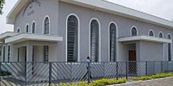 Igreja da Congregação Cristã do Brasil em Caramujo-Foto:congregação Cristã.NET