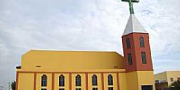 Igreja Matriz de São Paulo Apóstolo foto Vicente A. Queiroz