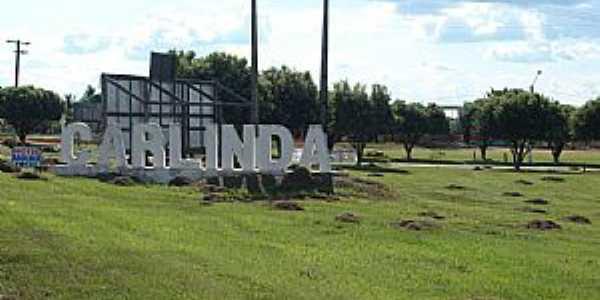 Carlinda-MT-Trevo de acesso-Foto:Dalcio e marilda jabuti motor home