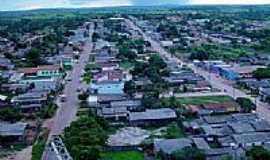 Castanheira - Vista da cidade-Foto:Vizioli