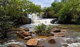 Chapada dos Guimar�es - Cachoeira da Martinha foto por arnaldo-sp