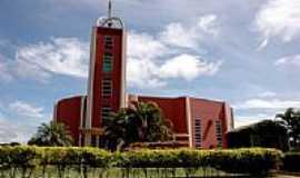 Cláudia - Igreja Matriz de N.Sra.da Glória em Claudia-Foto:Eduardo Gomes de Andrade