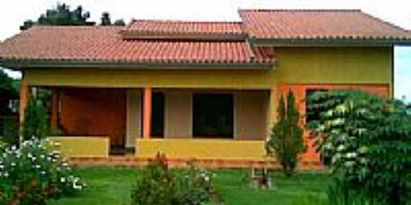 Residência em Claudia-Foto:alvicio