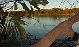 Cocalinho - Cocalinho-MT-Bela imagem do Rio Araguaia-Foto:Pe. Edinisio Pereira�