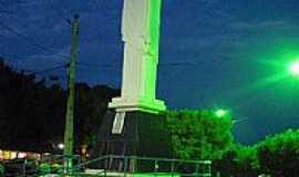 Cocalinho - Cocalinho-MT-Monumento do Cristo Redentor-Foto:Joseferson GOliv