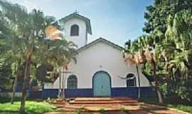 Cocalinho - Igreja de S�o Sebasti�o em Cocalinho-Foto:Eduardo Gomes de Andrade
