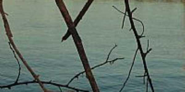 Cocalinho-MT-Bela imagem do Rio Araguaia-Foto:Pe. Edinisio Pereira�