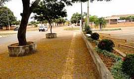 Colider - Colíder-MT-Avenida Costa e Silva-Foto:Cidinha Rissi