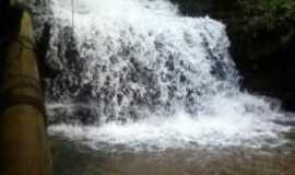 Confresa - Cachoeira TOCA DA ONÇA (fazenda \Mangaba 48 km de confresa), Por Valdson Tome