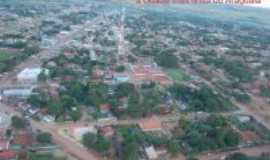 Confresa - Vista aerea de confresa-MT, Por Rondon Simioni
