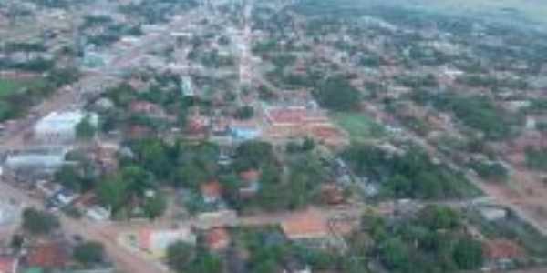 Vista aerea de confresa-MT, Por Rondon Simioni
