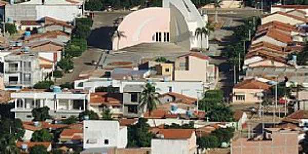 Paróquia Sagrado coração de Jesus - Botuporã-BA