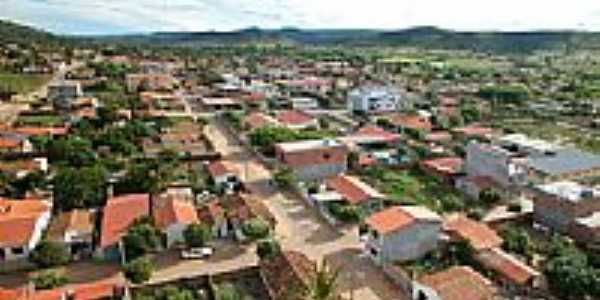 Vista aérea de Botuporã-Foto:DieGo AdriNi