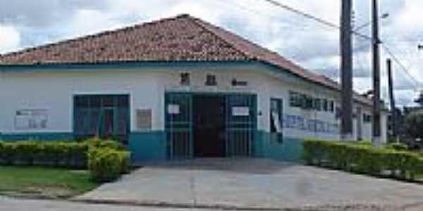 Hospital de Cotriguaçu-Foto:Sandra Cotriguaçu