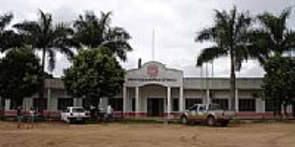 Prefeitura Municipal de Cotriguaçu-Foto:Sandra Cotriguaçu