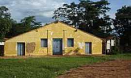 Coxipó do Ouro - Igreja-Foto:wmfgomes
