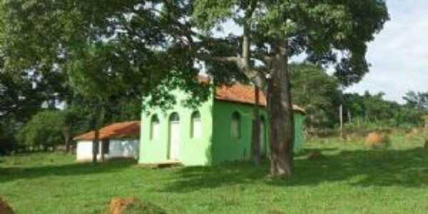 capela santa rita de cassia  de cristinópolis mt, Por eunice de matos freitas