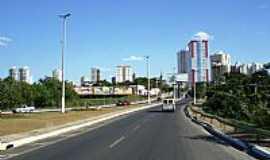 Cuiabá - Cuiabá-MT-Avenida Miguel Sutil-Foto:Paulo Yuji Takarada