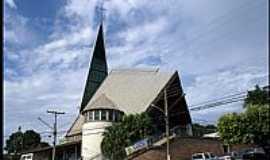 Cuiabá - Cuiabá-MT-Igreja de N.Sra.de Guadalupe-Foto:Nélio Oliveira