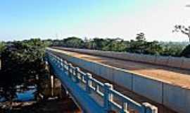 Cuiabá - Cuiabá-MT-Nova Ponte sobre o Rio Coxipó-Foto:Nélio Oliveira