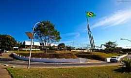 Cuiabá - Cuiabá-MT-Praça das BandeirasFoto:Nélio Oliveira