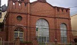 Cuiabá - Igreja Presbiteriana em Cuiabá-MT-Foto:vaz
