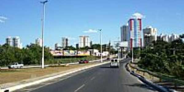 Cuiabá-MT-Avenida Miguel Sutil-Foto:Paulo Yuji Takarada
