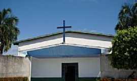 Curvelândia - Igreja de São João Batista foto Vicente A. Queiroz