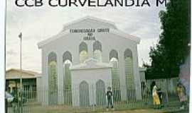 Curvelândia - Igreja da Congregação Cristã do Brasil em Curvelândia-Foto:Congregação Cristã.NET
