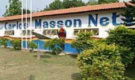 Curvelândia - Escola Municipal Carlos Masson Neto
