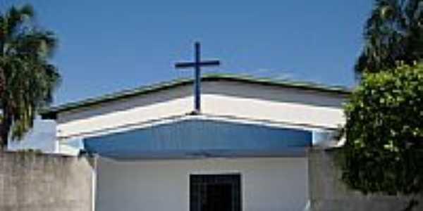 Igreja de São João Batista foto Vicente A. Queiroz