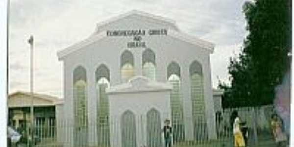 Igreja da Congregação Cristã do Brasil em Curvelândia-Foto:Congregação Cristã.NET
