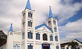 Diamantino - Igreja Matriz N.S.da Concei��o foto Vicente A. Queiroz