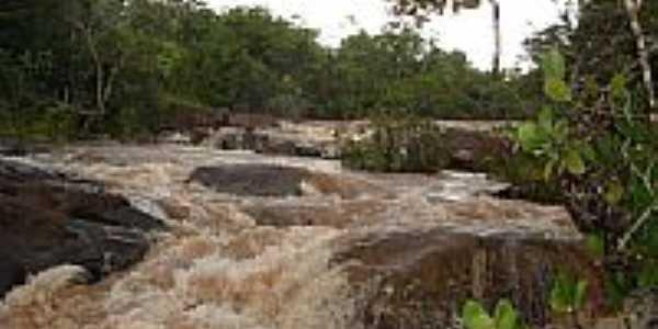 Cachoeira em Diamantino-Foto:haydencampos