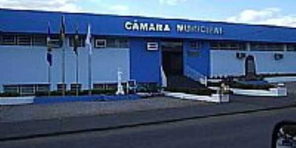 Câmara Municipal de Diamantino-Foto:Eliel Vieira