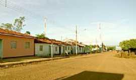 Dom Aquino - Rua em Dom Aquino-Foto:Edson Walter Cavalar…