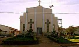 Dom Aquino - Igreja-Foto:Edson Walter Cavalar…