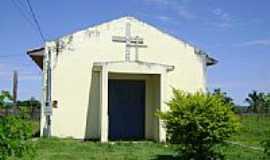 Dom Aquino - Igreja São José Operário no Bairro Vila Operária na cidade de Dom Aquino-Foto:Eduardo Gomes de Andrade