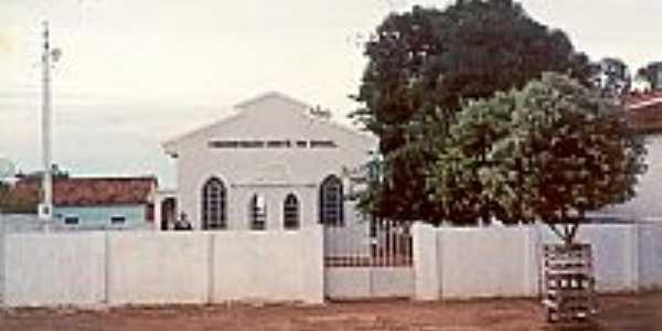 Igreja da Congregação Cristã do Brasil em Dom Aquino-Foto:Congregação Cristã.NET