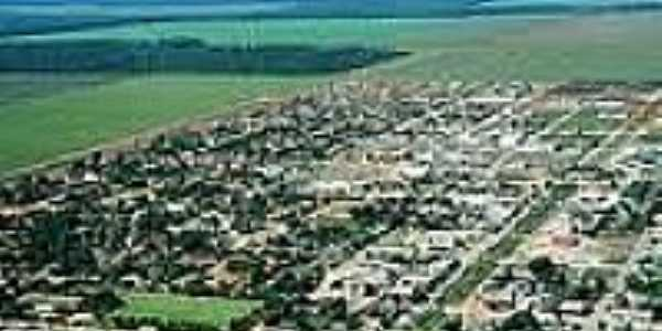 Vista aérea de Feliz Natal-Foto:achetudoeregiao.