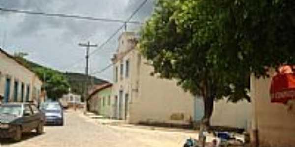 Rua de Brejinho das Ametistas-Foto:MARCOS S. ALVES