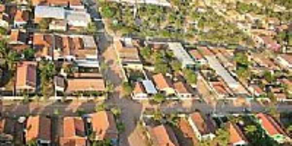 Vista da cidade-Foto:Conrado agostini
