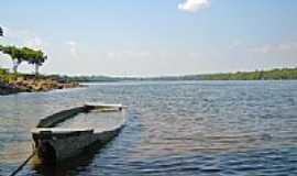 Fontanilhas - Rio Juruena  Espetáculo de águas límpidas por Aluisio Calista