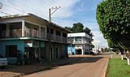Gaúcha do Norte - Avenida Principal-Foto:cafeicultura