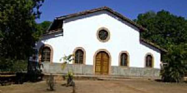 Igreja São José na cidade de General Carneiro-Foto:Eduardo Gomes de Andrade