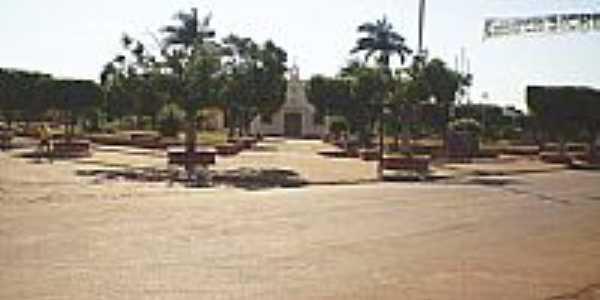 Praça-Foto:ejvilasim