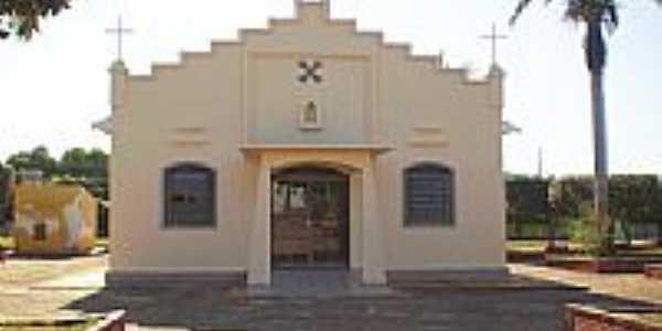 Igreja de São João Batista-Foto:ejvilasim