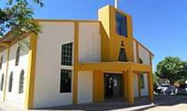Guarant� do Norte - Guarant� do Norte-MT-Comunidade Cat�lica S�o Benedito no Jardim Vit�ria-Foto:adilsonkuhn