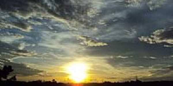 Pôr do Sol em Guarita-Foto: Neto SDA