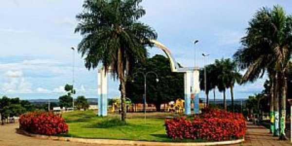 Imagens da cidade de Guiratinga - MT Foto Prefeitura Municipal